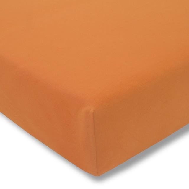 Feinjersey orange Atelier